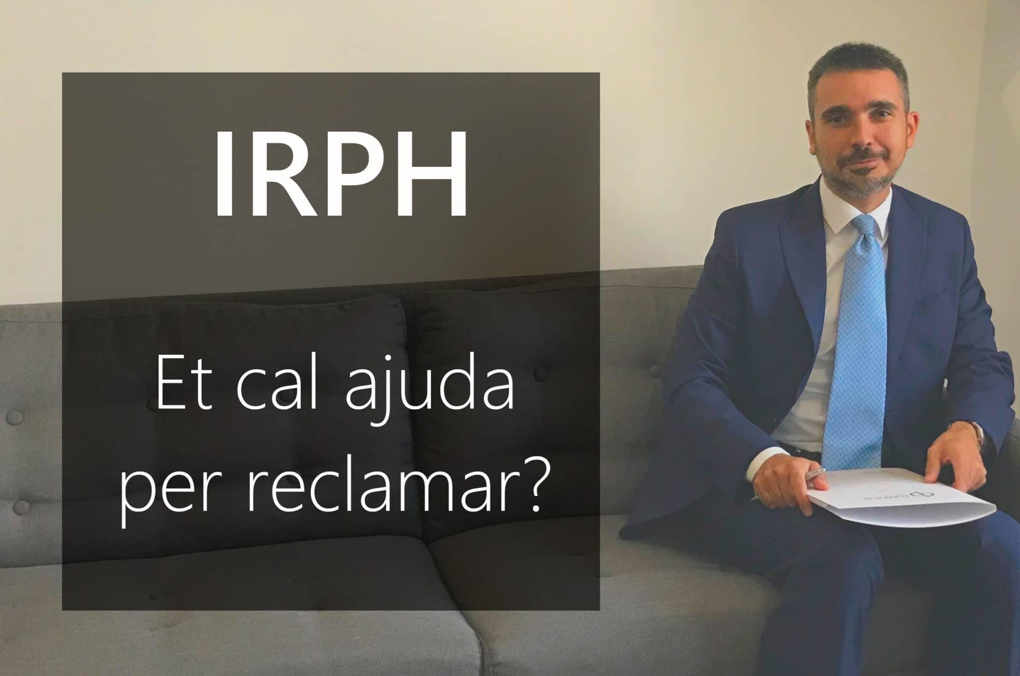 IRPH Fons Català Últim